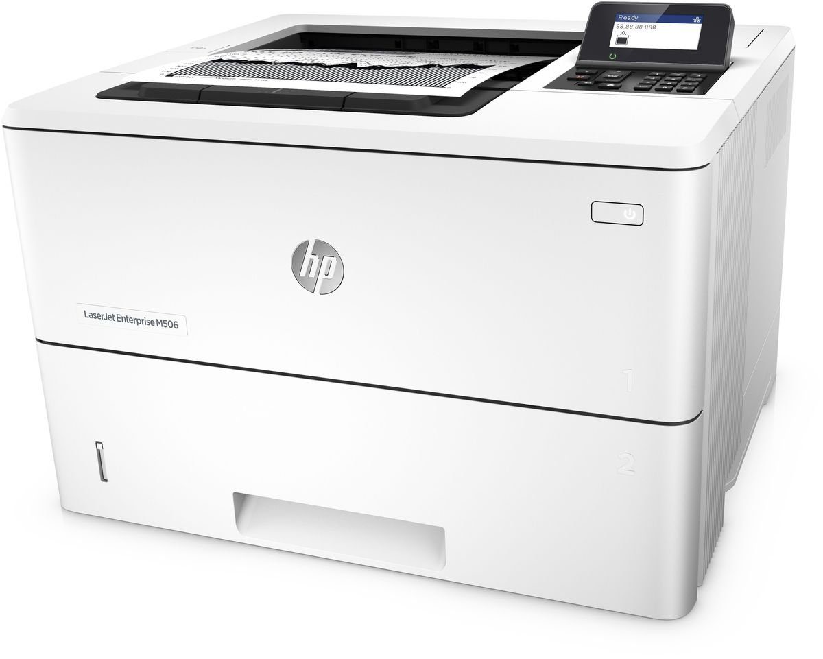 HEWLETT-PACKARD Monolaser-Drucker »LaserJet Enterprise M506dn«