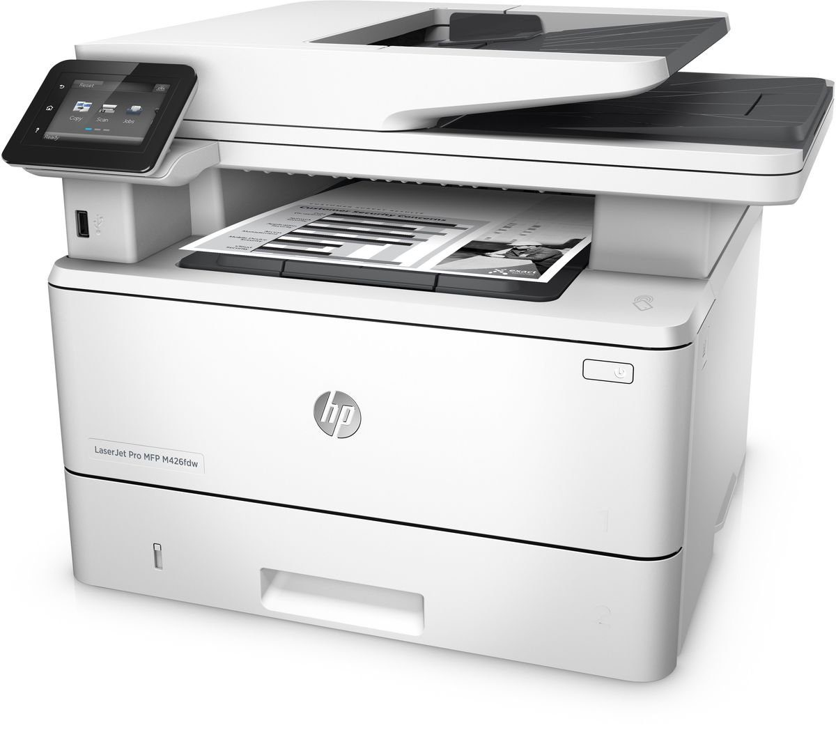 HEWLETT-PACKARD Monolaser-Multifunktionsdrucker »MFP M426fdw 4in1 Multifunktionsdrucker«