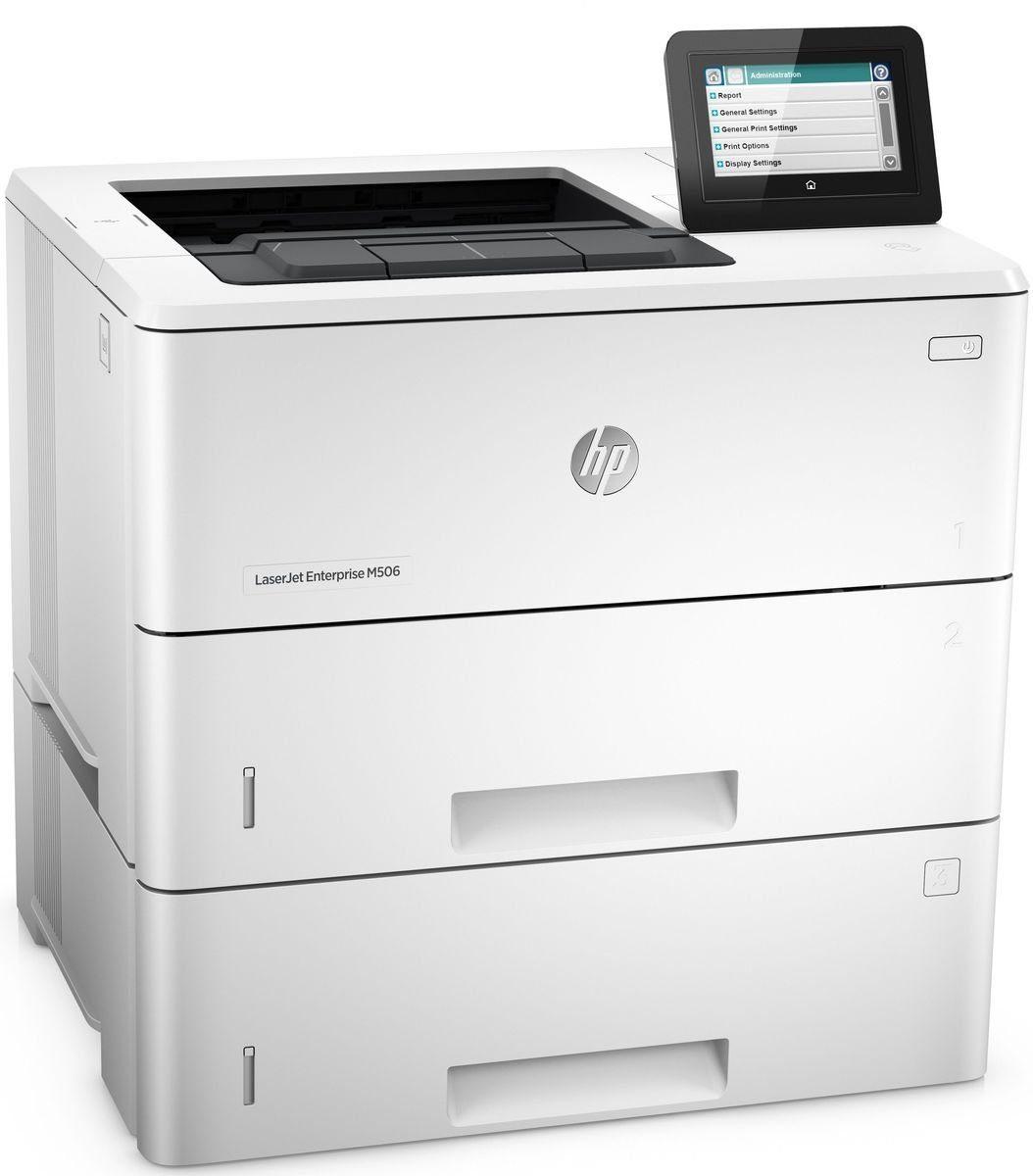 HEWLETT-PACKARD Monolaser-Drucker »LaserJet Enterprise M506x«