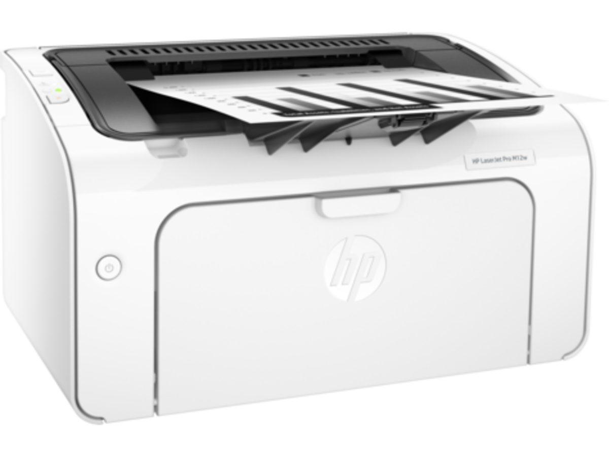 HEWLETT-PACKARD Monolaser-Drucker »LaserJet Pro M12w Monolaserdrucker«