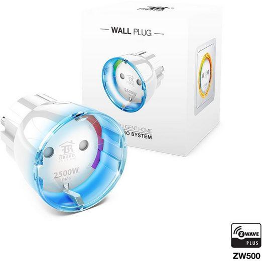Fibaro Smart Home Zubehör »Zwischenstecker Schalter Typ F (Schuko)«