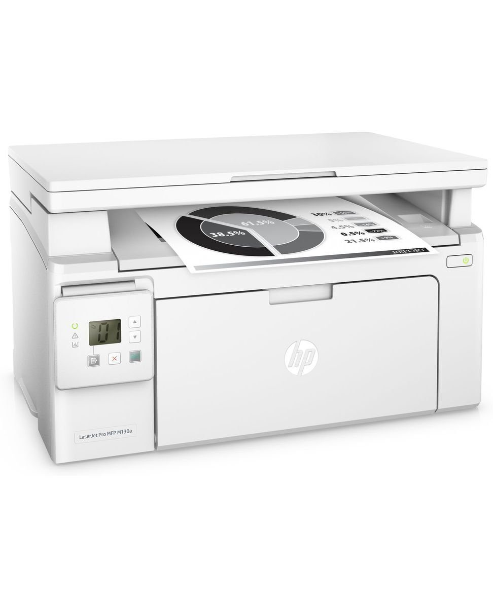 HEWLETT-PACKARD Monolaser-Multifunktionsdrucker »LaserJet Pro MFP M130nw 3in1«