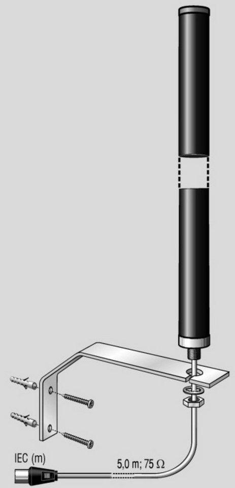 antenne bad blankenburg antenne station re antenne dvb t t2 biii biv v online kaufen otto. Black Bedroom Furniture Sets. Home Design Ideas