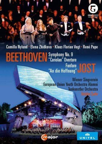 DVD »Sinfonie 9/Coriolan-Ouvertüre/+«