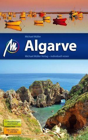 Broschiertes Buch »Algarve«