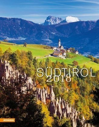 Kalender »Südtirol Kalender 2018«
