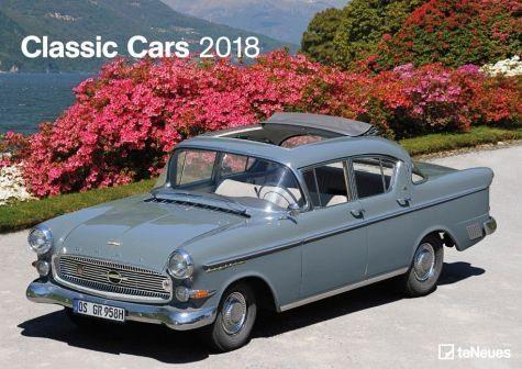 Kalender »Classic Cars 2018 Wandkalender«