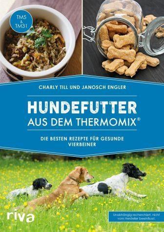 Broschiertes Buch »Hundefutter aus dem Thermomix®«