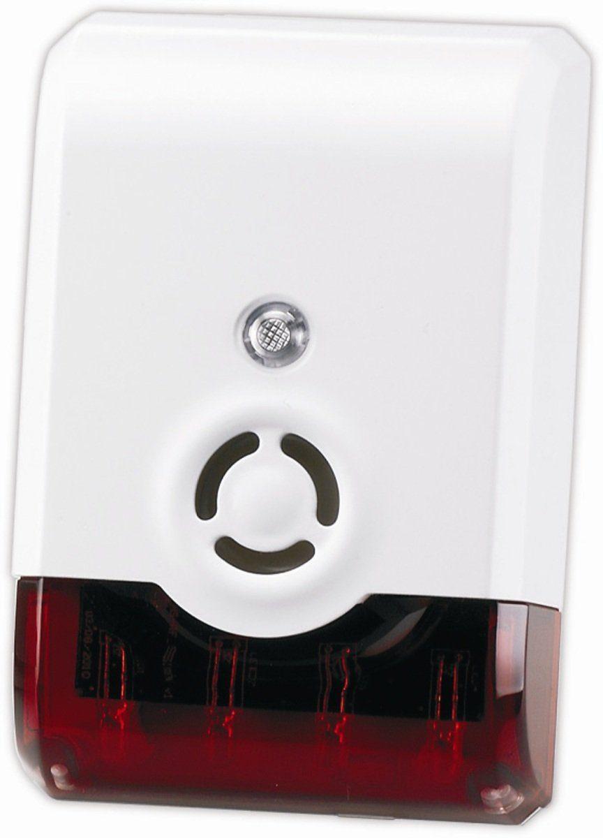 Z-Wave Smart Home Zubehör »Sirene mit LED, Netzbetrieb - Z-Wave Plus«