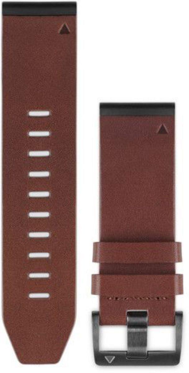 Garmin Ersatz-/Wechselarmband »Ersatzarmband QuickFit Leder 26 mm«
