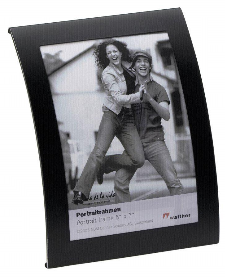 Walther Foto Equipment »Basixx TP schw. 10x15 Metall Portrait gebogen TP01«