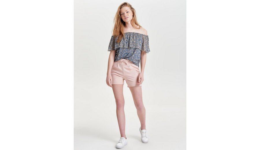 Only Poptrash- Shorts Viele Arten Billig Und Schön Genießen Online-Verkauf Se3lv