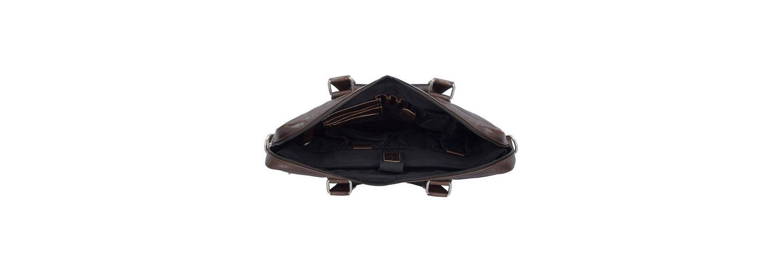 Plevier 470er Serie Aktentasche Leder 40 cm Laptopfach Ausgezeichnete Online Vorbestellung Günstiger Preis 3h88imZvx