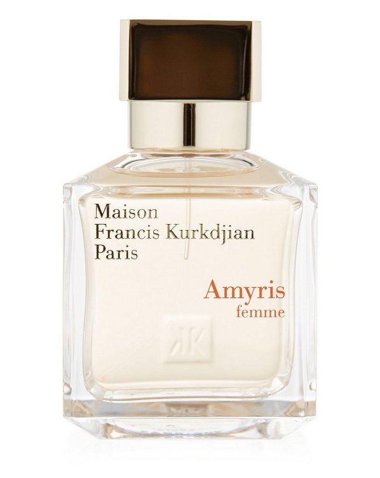 Maison francis kurkdjian eau de parfum amyris femme for Amyris homme maison francis kurkdjian