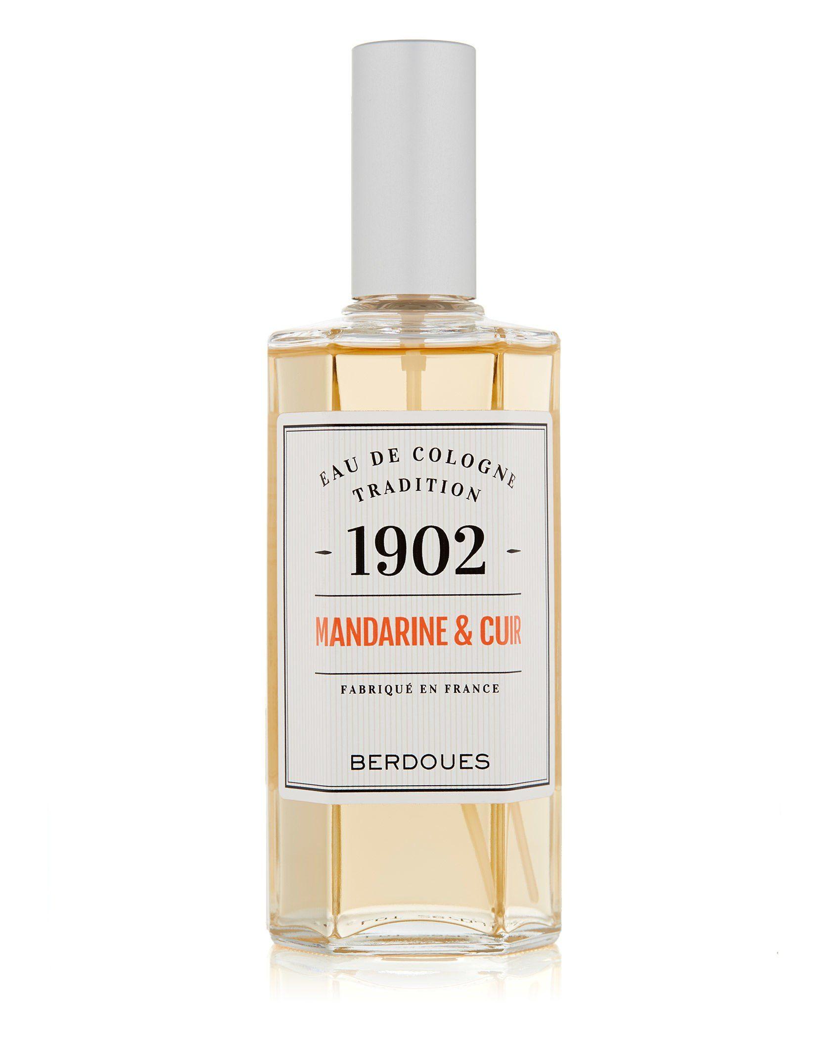 Berdoues Eau de Cologne »1902 Tradition Mandarine & Cuir«