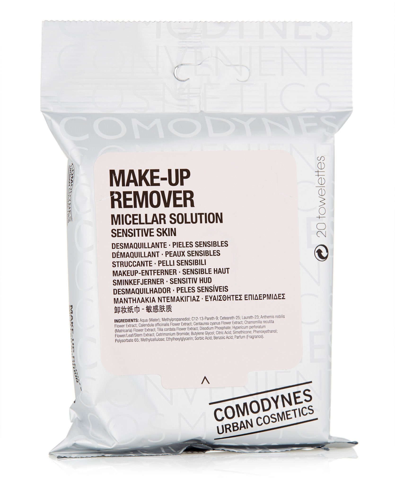 Comodynes Make-up-Entferner »Make-Up Remover Micellar«