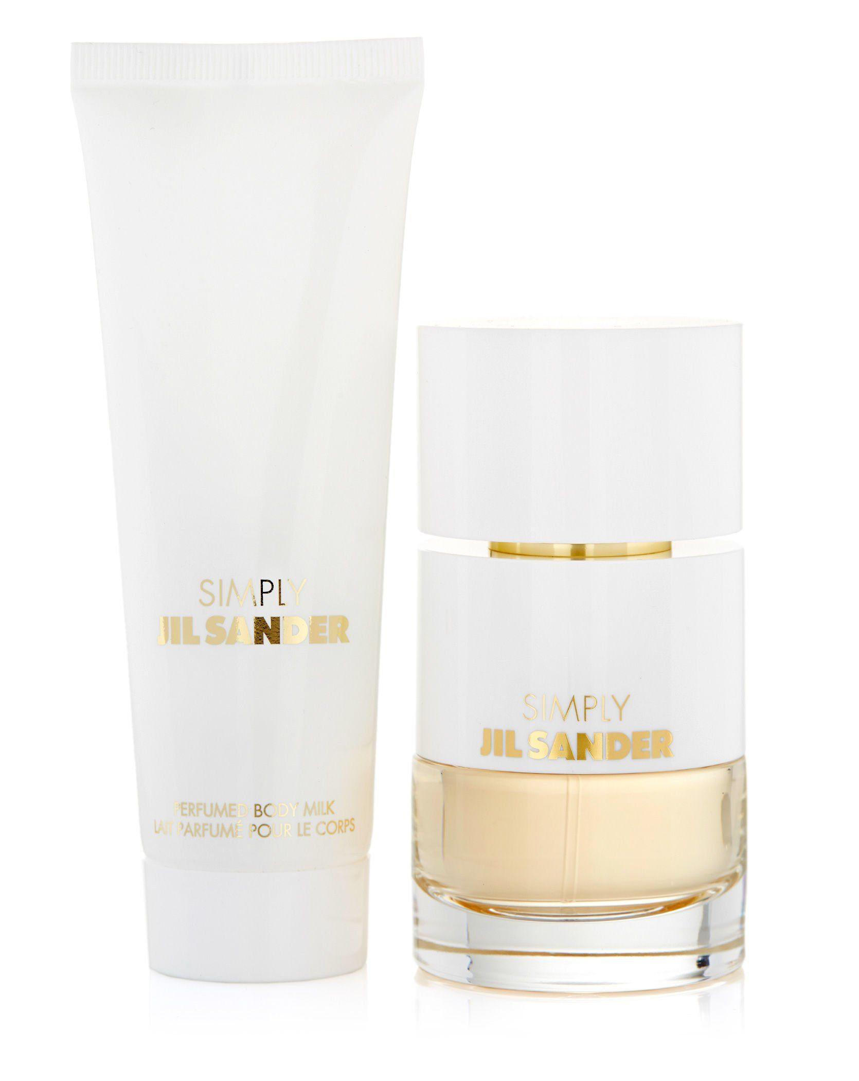 Jil Sander Parfum-Set »Simply«