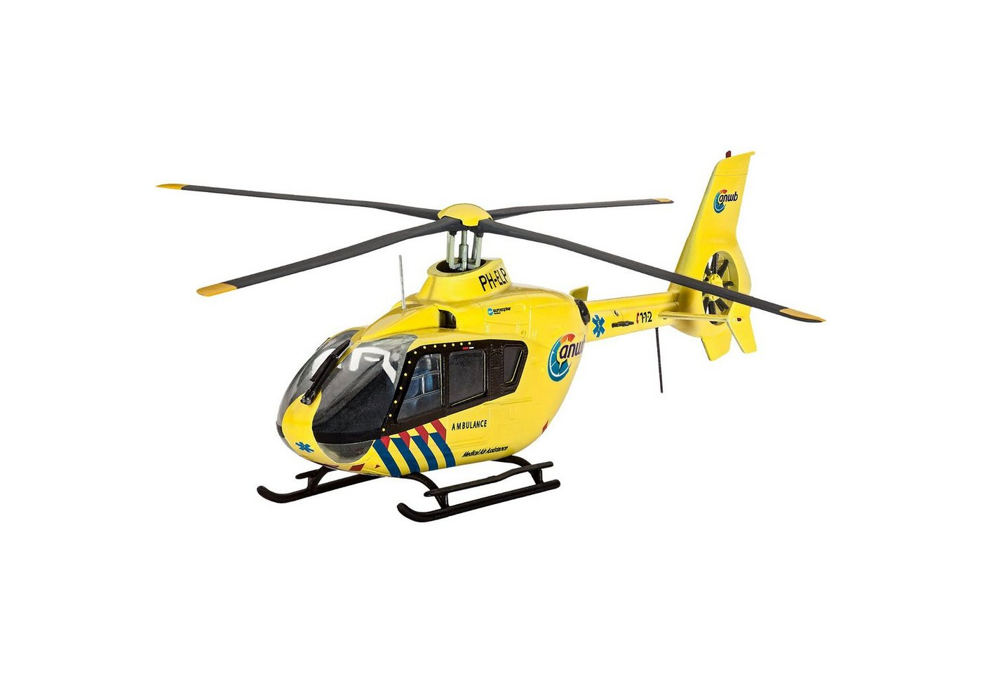 Revell® Modellbausatz - Airbus Helicopters EC135 ANWB