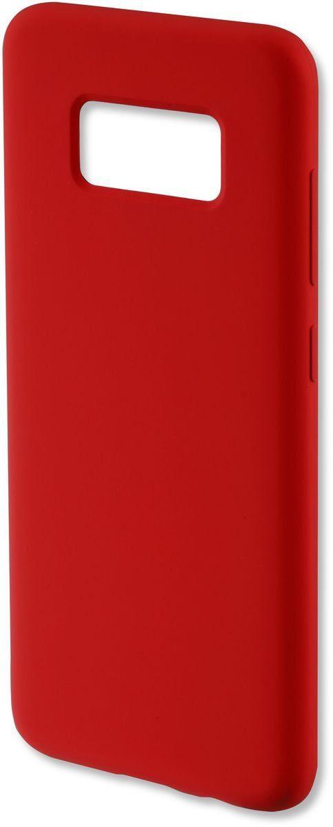 4Smarts Handytasche »Silikon Case CUPERTINO für Galaxy S8«