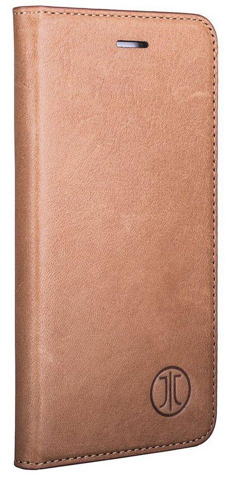 jt berlin handytasche leatherbook tegel f r apple iphone 7 8 online kaufen otto. Black Bedroom Furniture Sets. Home Design Ideas