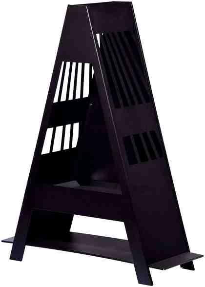 DOBAR Gartenkamin »Design XL«, B/T/H: 88/35/116 cm