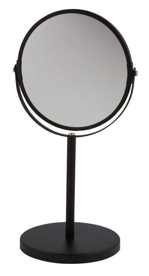 Andas tischspiegel metall spiegel online kaufen otto - Spiegel schwarz metall ...