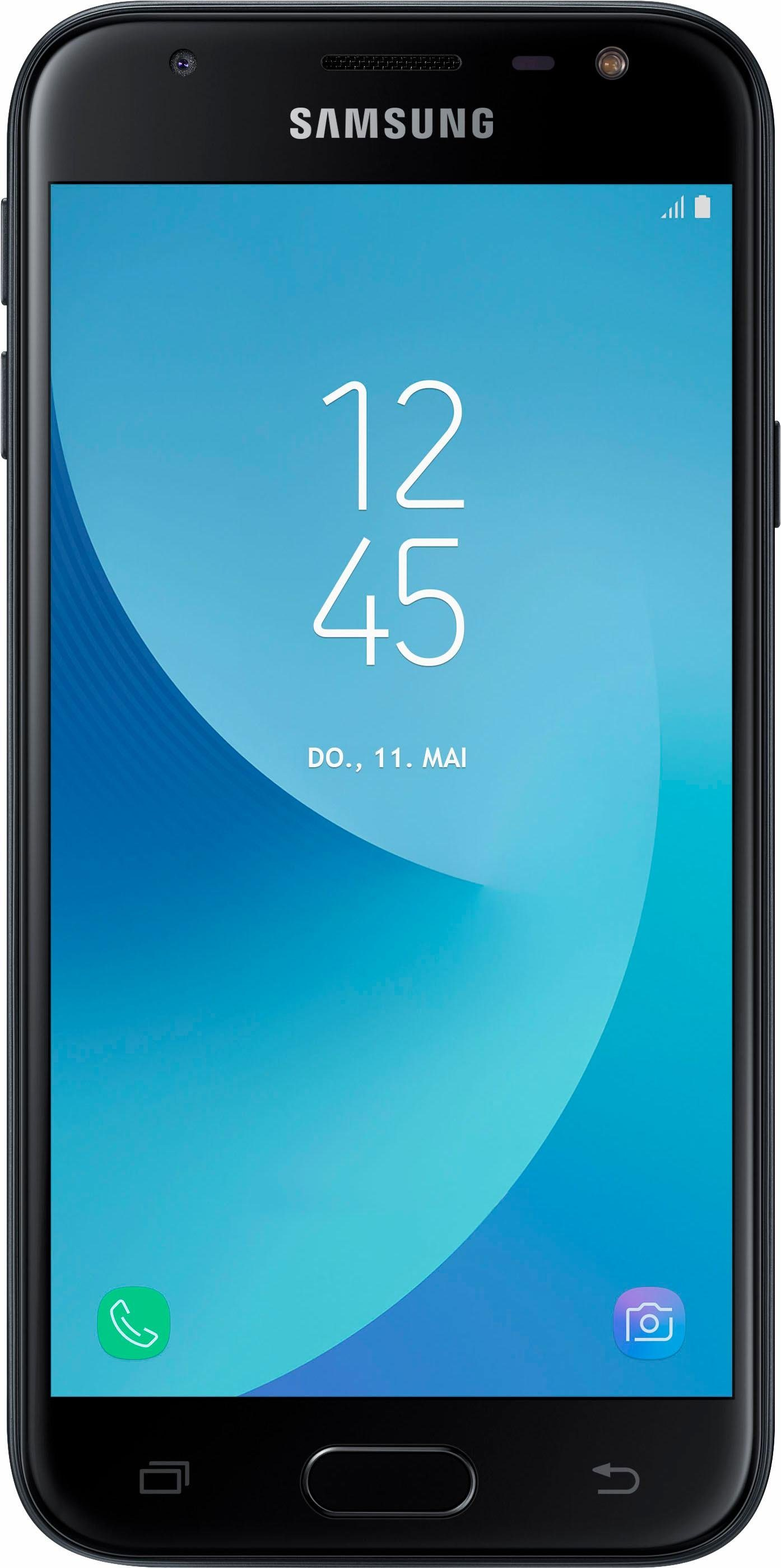 Galaxy J3 2017 DUOS Smartphone 12 7 cm 5 Zoll