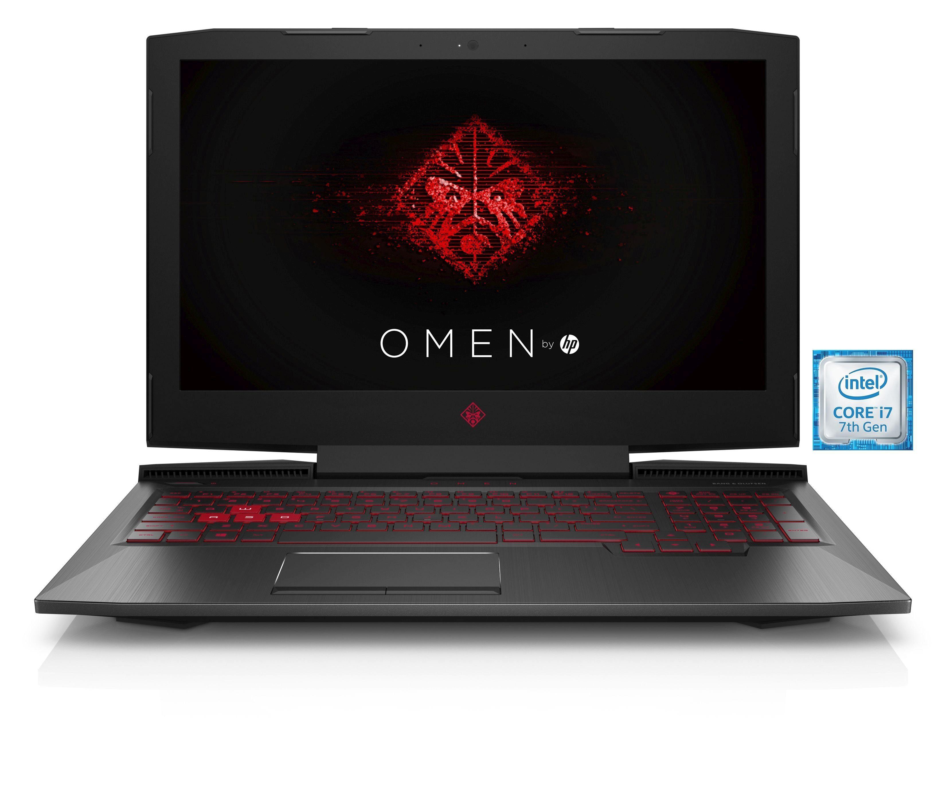 "HP OMEN by HP 15-ce005ng Gaming-Notebook »Intel Core i7, 39,6 cm (15,6""), 256 GB+ 1TB, 16 GB«"