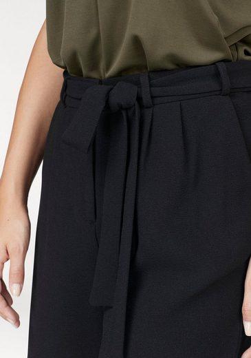 Object Shorts Delta, mit modischem High Waist