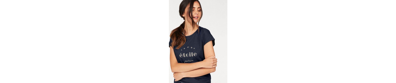 re.draft T-Shirt, mit überschnittenen Schultern