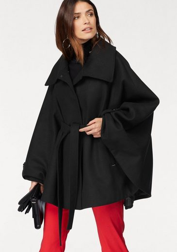 Bruno Banani Cape, Oversized in Glockenform