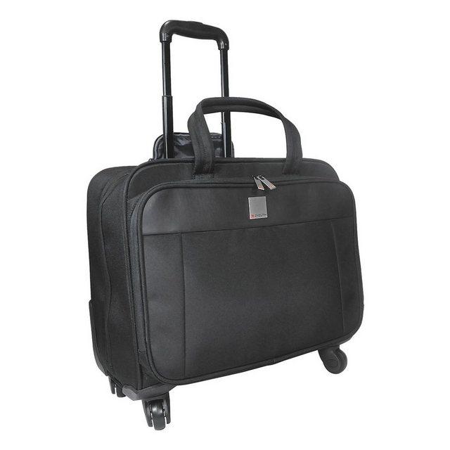 MONOLITH Business Laptop Trolley »3208«   Taschen > Koffer & Trolleys > Trolleys   Schwarz   Monolith