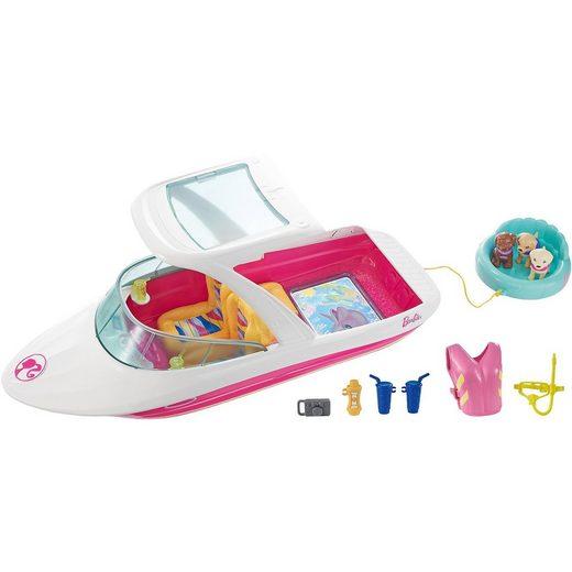 Mattel® Barbie Magie der Delfine Abenteuerboot