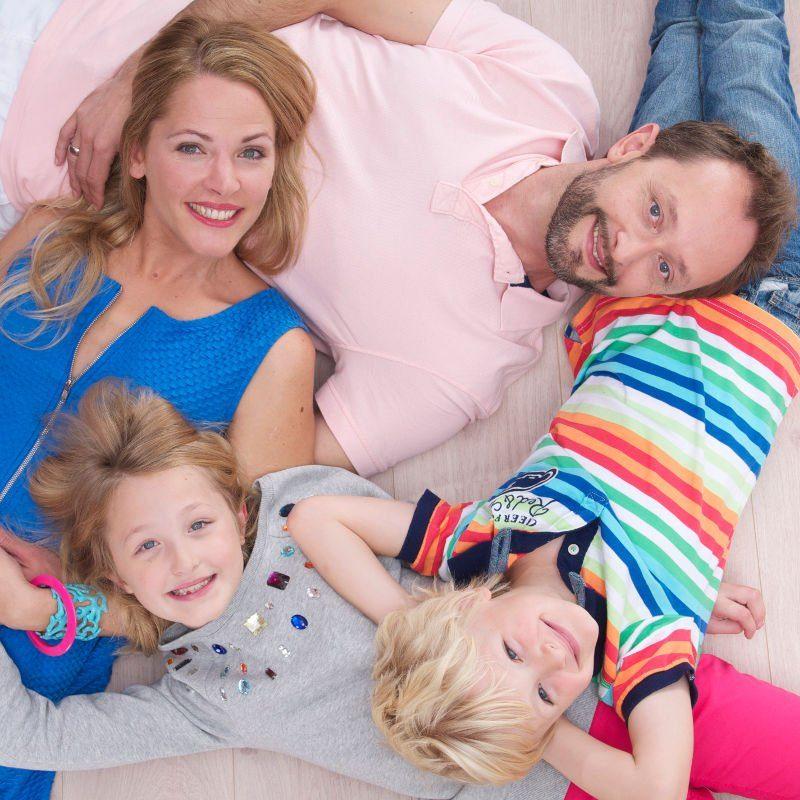 Familien-Fotoshooting »Essen«