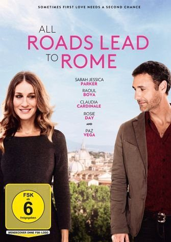 DVD »All Roads Lead to Rome«