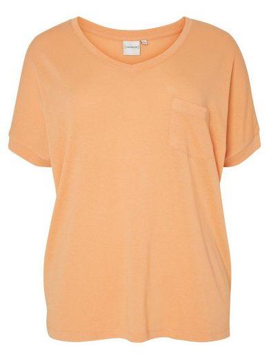 JUNAROSE Jersey- Bluse ohne Ärmel