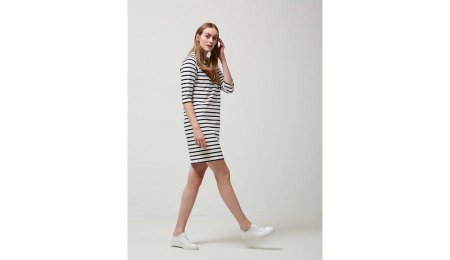 Selected Femme Gestreiftes Kleid mit 3/4 Ärmeln Spielraum Hohe Qualität Steckdose Am Besten Billig Erkunden Echt jYWqGQJXEd