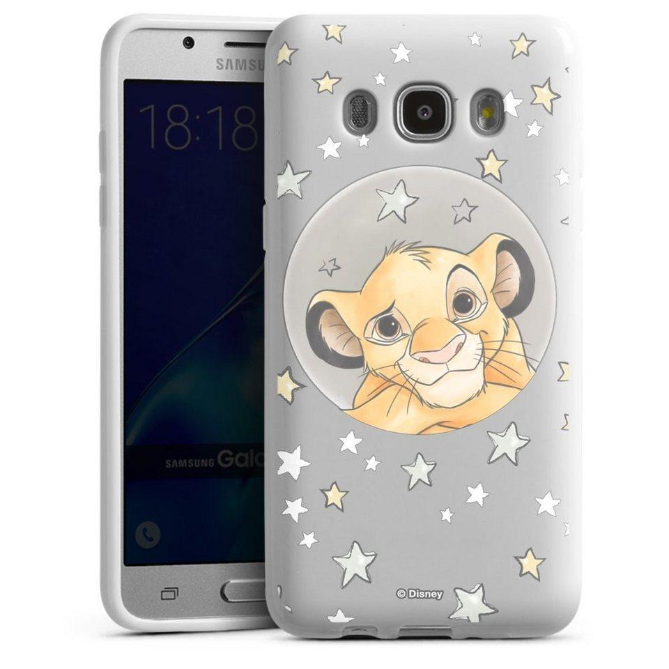 DeinDesign Handyhülle »Simba ohne Hintergrund« Samsung ...