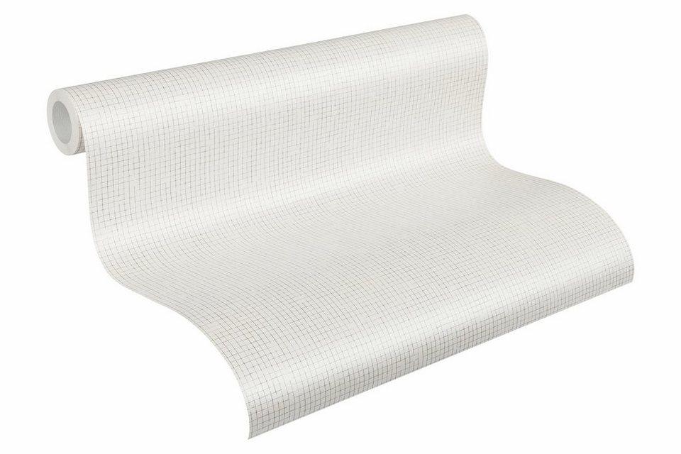 vliestapete livingwalls skandinavische kotapete scandinavian style uni online kaufen otto. Black Bedroom Furniture Sets. Home Design Ideas