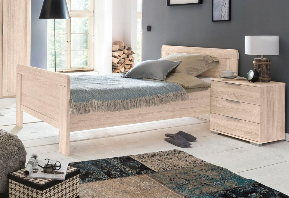 wimex bett mit komforth he online kaufen otto. Black Bedroom Furniture Sets. Home Design Ideas