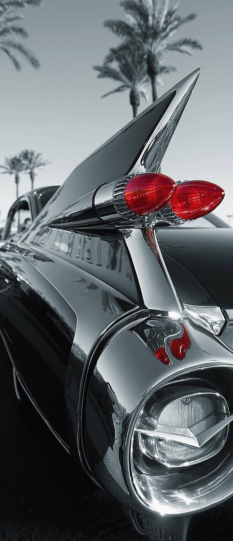 IDEALDECOR Türtapeten »Classic Car«, 2-teilig, 86x200cm