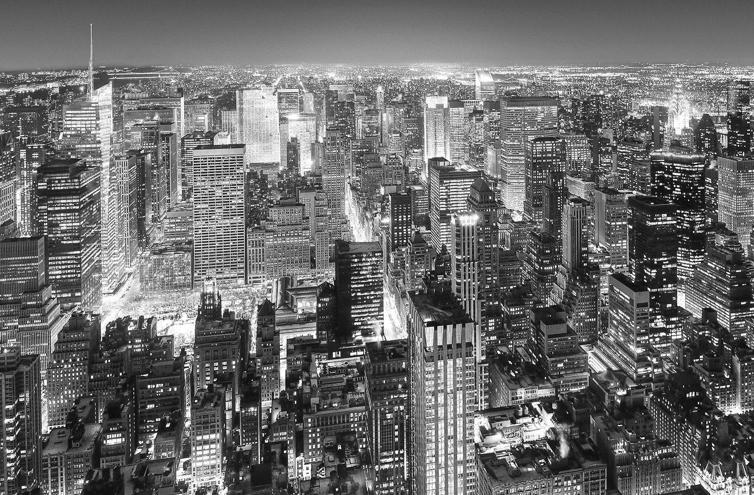 IDEALDECOR XXL Poster »Giant Art - Midtown New York«