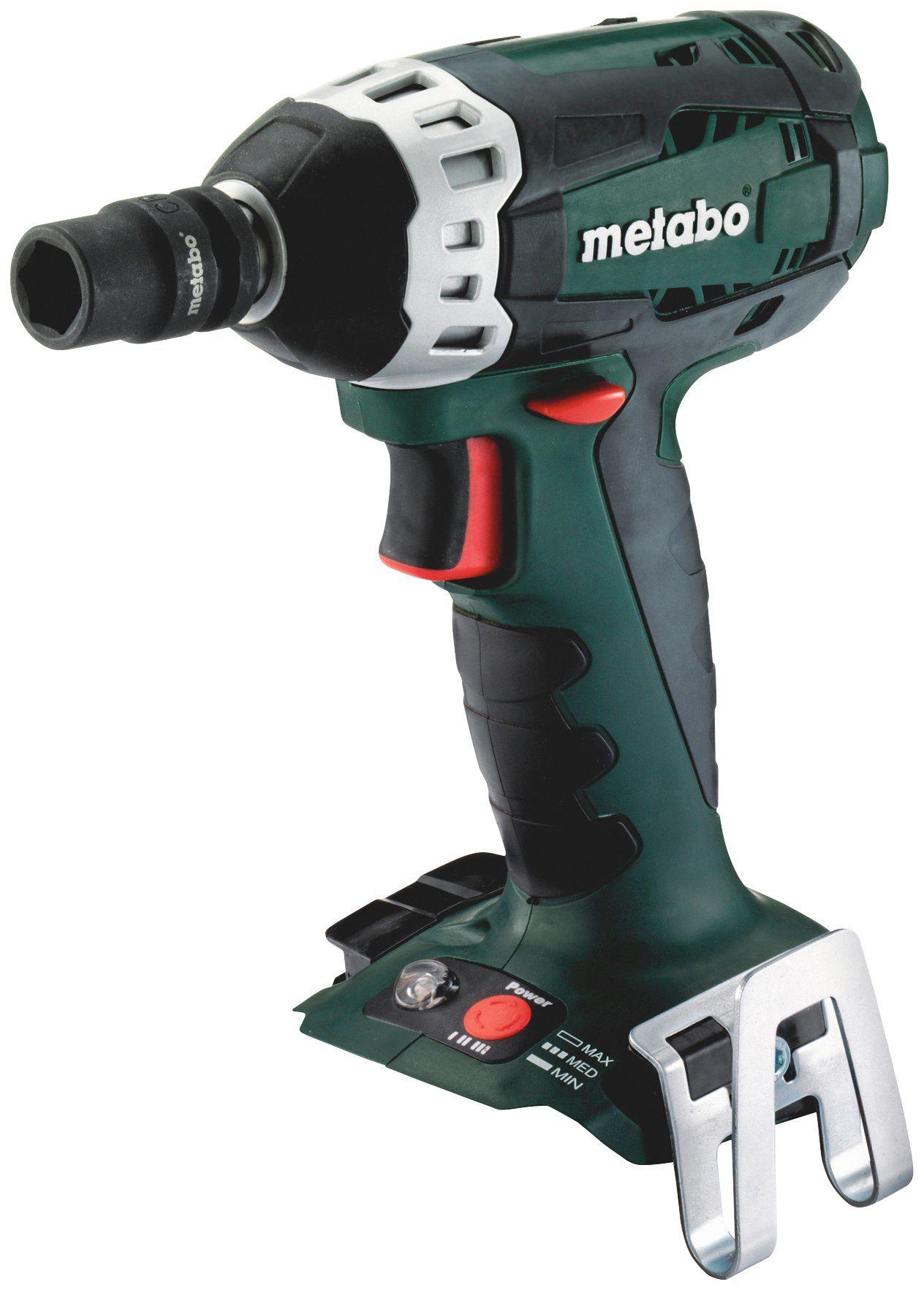 METABO Pick + Mix Serie: Akkuschlagschrauber »SSW 18 LTX 200«