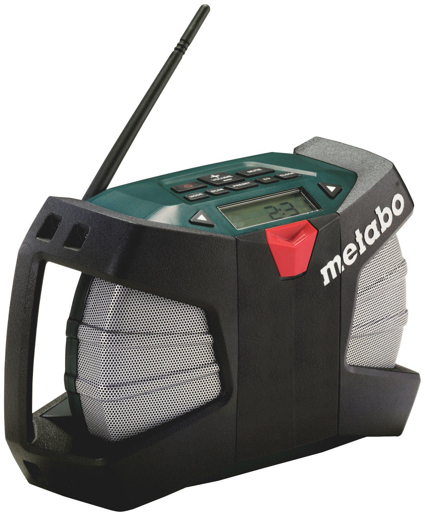 Metabo Baustellenradio »PowerMaxx«