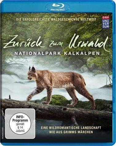 Blu-ray »Zurück zum Urwald - Nationalpark Kalkalpen«