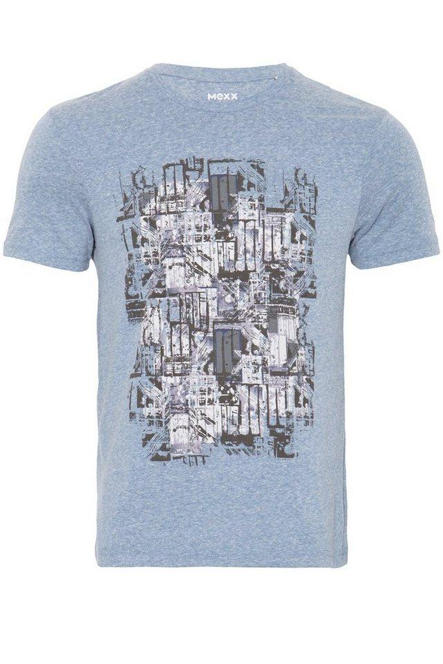 mexx t shirt mit front druck online kaufen otto. Black Bedroom Furniture Sets. Home Design Ideas