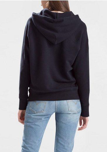 Levis® Sweatshirt Hoodie Graphic, With Front Print