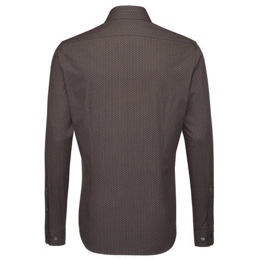 seidensticker Businesshemd Tailored, Kent-Kragen