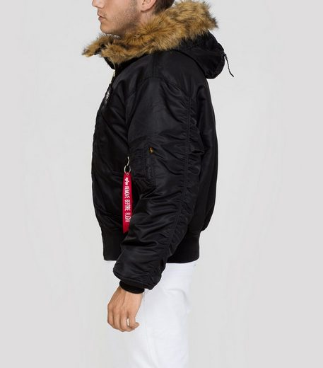 Alpha Industries Bomberjacke 45P Hooded