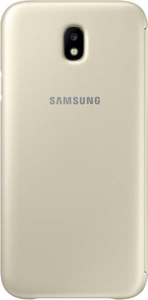 Taschen, Hüllen - Samsung Handytasche »Wallet Cover EF WJ730 für Galaxy J7 (2017)«  - Onlineshop OTTO